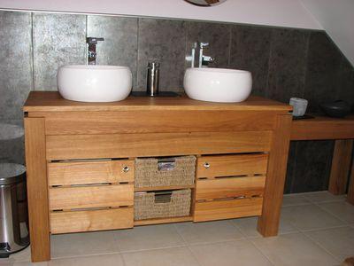 Bricolage r novation et cr ation - Meuble salle de bain entrepot du bricolage ...